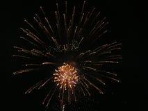 Feuerwerke 1 Stockfotos