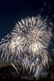 Feuerwerke 11 Lizenzfreies Stockfoto