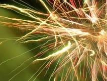 Feuerwerke stockfotografie