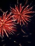 Feuerwerke 3 Lizenzfreie Stockbilder