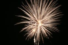 Feuerwerke 3 Lizenzfreie Stockfotos
