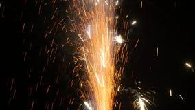 Feuerwerke stock video footage
