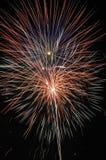 Feuerwerke II lizenzfreies stockbild