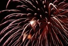 Feuerwerkimpuls Lizenzfreie Stockbilder
