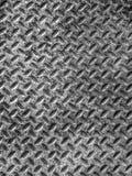 Feuillard en acier argenté Photos libres de droits