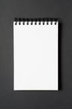 feuille de chutes de notes Photos libres de droits