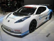 FEUILLE Nismo RC de Nissan Photo libre de droits