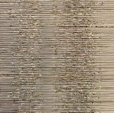Feuille ondulée en métal, texture, Photos libres de droits