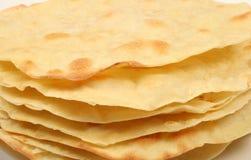 Feuilles de la pâte 1 Image libre de droits