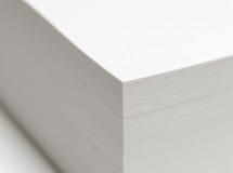 Feuilles de papier Photographie stock libre de droits