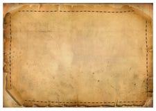 Feuilles de parchemin illustration de vecteur