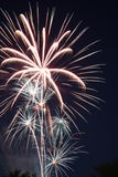Feux d'artifice 001 Image stock