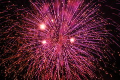 Feux d'artifice 3 Photo libre de droits