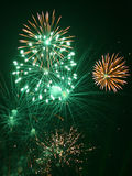 Feux d'artifice (4) Images stock