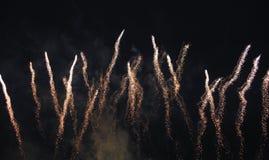 feux d'artifice Photographie stock libre de droits