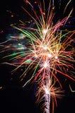 feux d'artifice de fête Photo stock