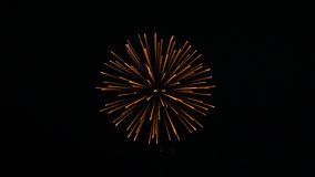 Feux d'artifice II image stock