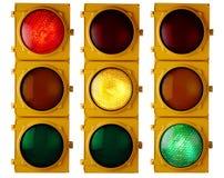 Feux de signalisation Image stock