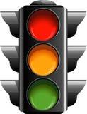 Feux de signalisation Images stock