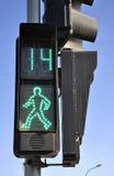 Feux de signalisation Photo stock