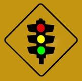 Feux de signalisation Image libre de droits