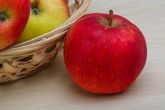 Few apples Stock Photo
