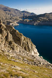 Few Big Lakes In Aiguestortes National Park Royalty Free Stock Photos
