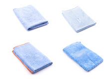 A Few Blue Rags Stock Photos