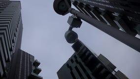 Few drapacz chmur w HD zdjęcie wideo