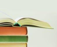 Few książki Fotografia Royalty Free