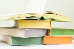 Few książki Zdjęcie Royalty Free
