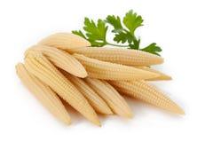 A few little corns Stock Photo