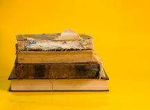 A few old books Royalty Free Stock Photography