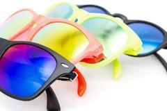 Few Very Bright Sunglasses Eyewear Royalty Free Stock Photos