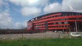 Feyenoornd-Fußballstadion Lizenzfreie Stockfotografie