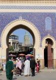 Fez Μαρόκο στοκ εικόνες