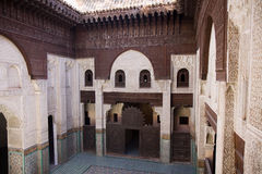 Fez building in morocco Stock Photography