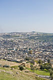 Fez general view at Morocco Royalty Free Stock Image