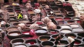 Fez. Maroko. Tło Obrazy Royalty Free