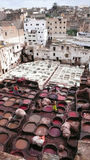 Fez. Morocco. Background Stock Images