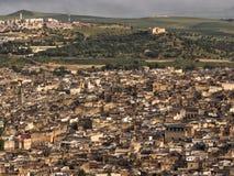 Fez stad, Marocko Royaltyfria Bilder
