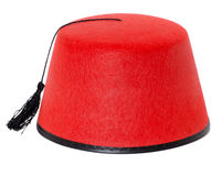 Fez(turkish hat) Stock Images