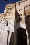 Fezu budynek w Morocco Zdjęcie Stock