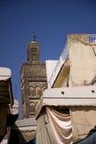 Fezu budynek w Morocco Obrazy Stock