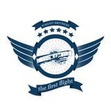The_FF_badge 免版税库存图片