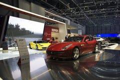 FF van Ferrari Stock Afbeelding