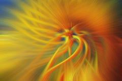FFine art abstract background. Red and orange. Fine art abstract background. Red and orange bright fantasy swirl pattern Stock Photos