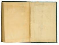 Öffnen Sie altes Buch Lizenzfreie Stockfotos