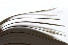 ?ffnen Sie Buch lizenzfreie stockfotografie