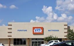 FFO-Möbel und -matratzen Lizenzfreie Stockbilder